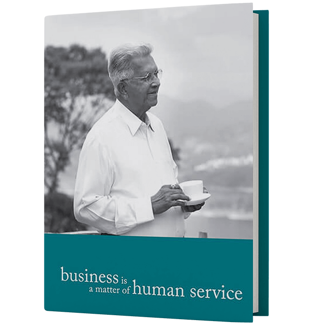 Business is a Matter of Human Service