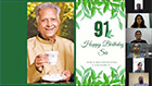 Dilmah Conservation's virtual birthday tribute to Dilmah Founder