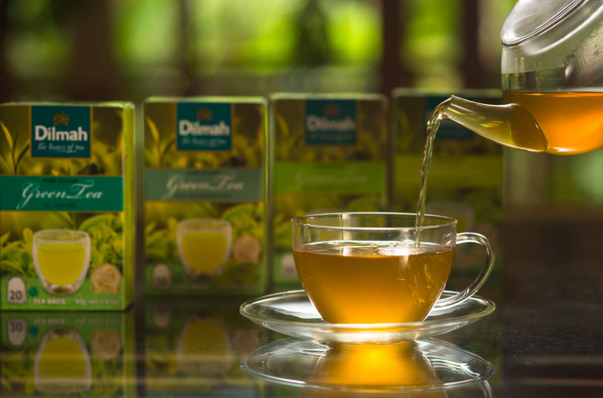 Ceylon green tea dilmah pure ceylon green tea izmirmasajfo Images