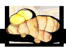 Slice of Ginger