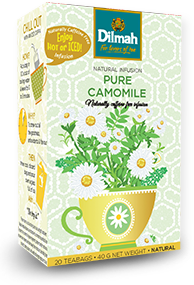 Pack of Pure Camomile Tea by Dilmah