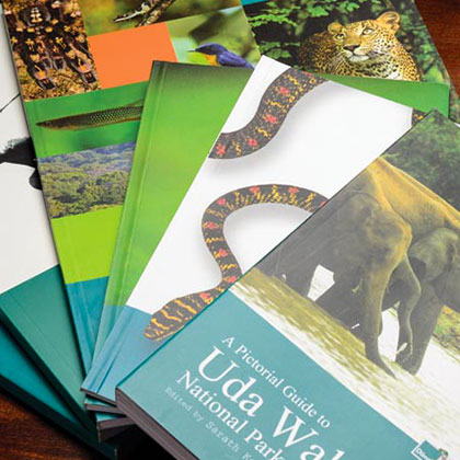 Conservation Books of Dilmah