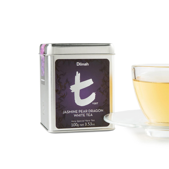 Jasmine Pear Dragon White Tea