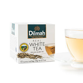 Dilmah Real White Tea – Ceylon Silver Tips