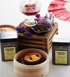 Dilmah commences exploration into Tea Gastronomy