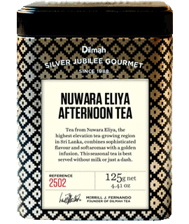 Container of Nuwara Eliya Afternoon Tea by Dilmah