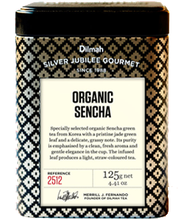 Container of Organic Sencha