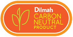 Logo of Dilmah Product Carbon Neutral