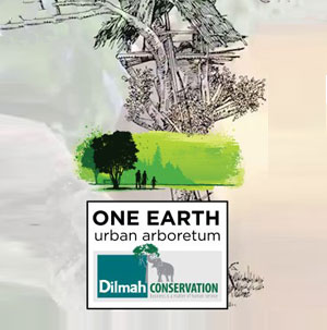 One Earth Urban Arboretum Project by Dilmah Conservation