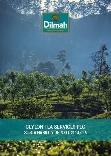 Sustainability Report - 2014/2015