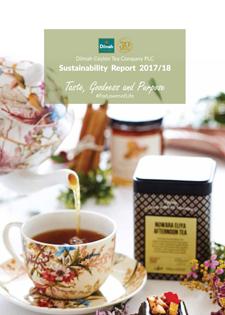 Sustainability Report - 2017/2018