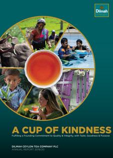 Dilmah Ceylon Tea Company PLC Annual Report 2019 - 2020