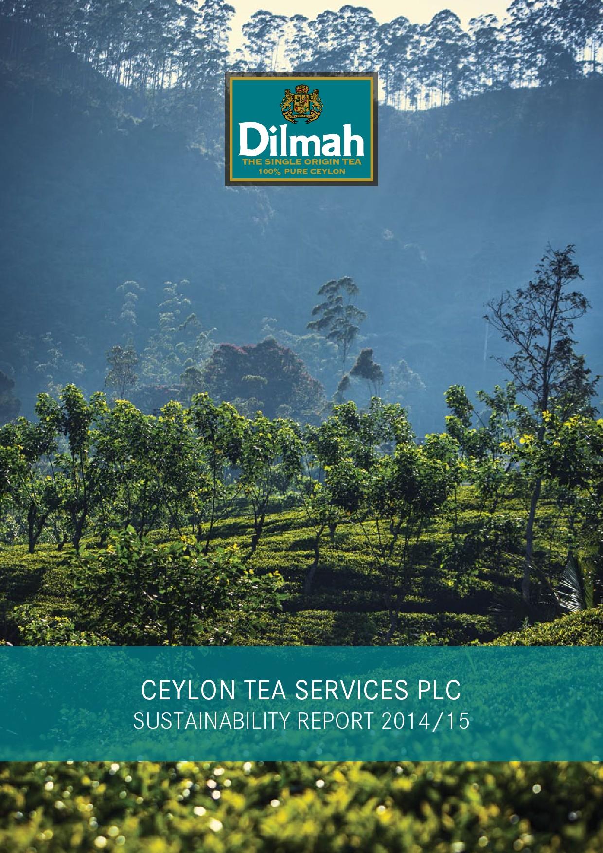 ceylon tea services plc