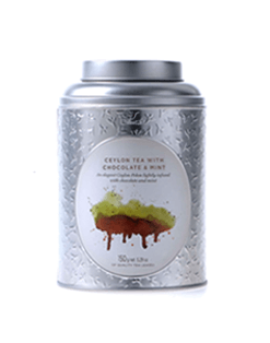 Ceylon Tea With Chocolate & Mint