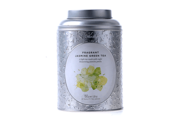 Can of Jasmine Green Tea