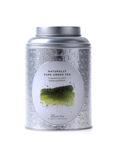 Naturally Pure Green Tea