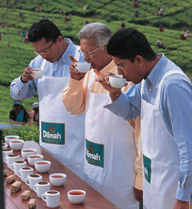 Dilmah celebrates 21 years and the Founder's 60th year in tea